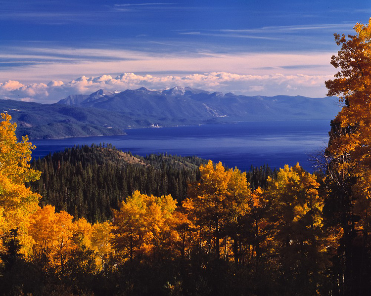 Tahoe in the Fall