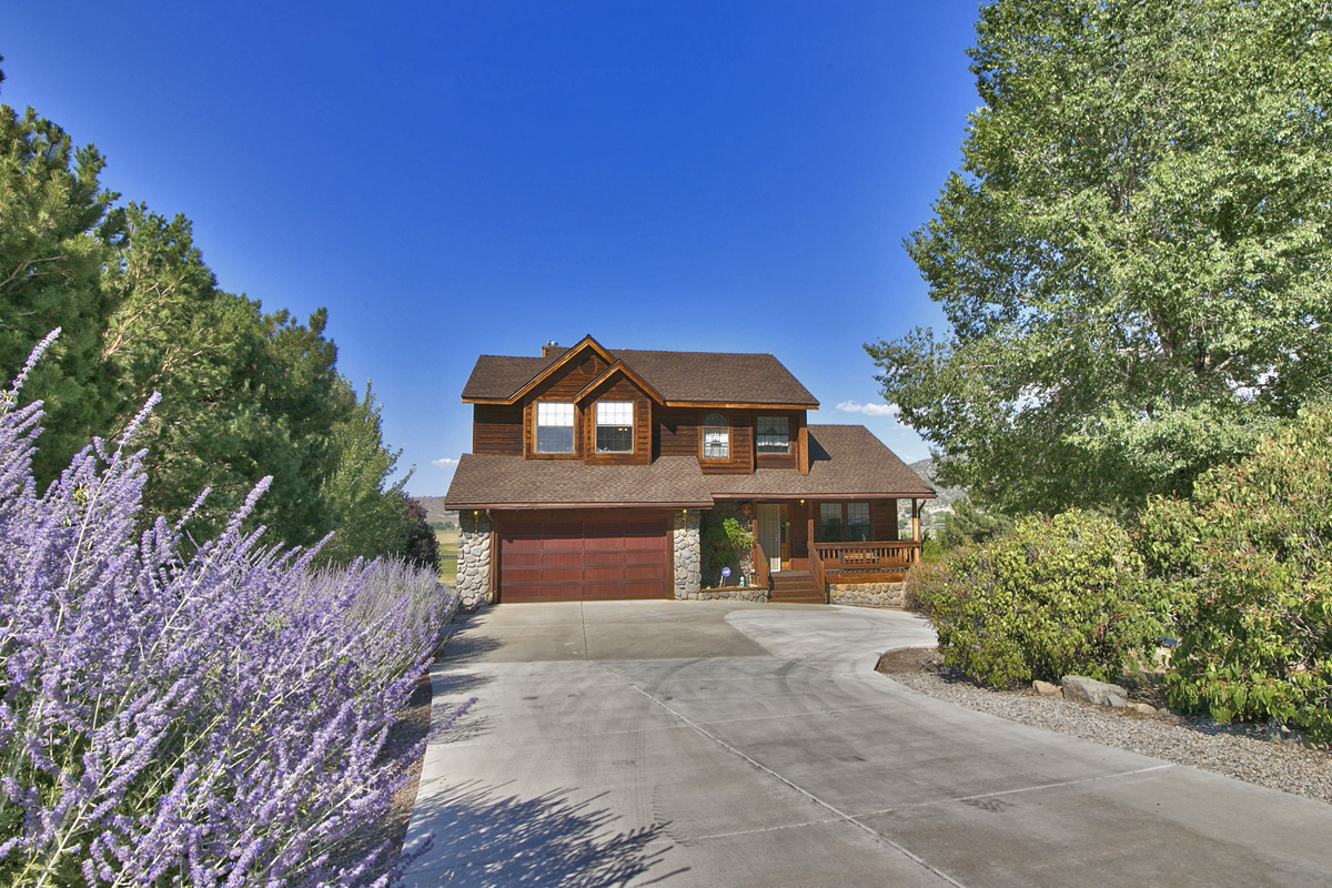 Sierra Sotheby's International Realty listing 2315 Carson River Road located in Carson City, Nevada.