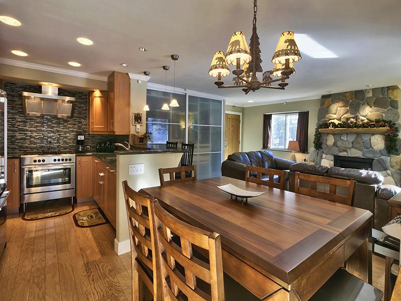 416 Quaking Aspen, a condominium located across from Heavenly Ski Resort listed at $399,000.