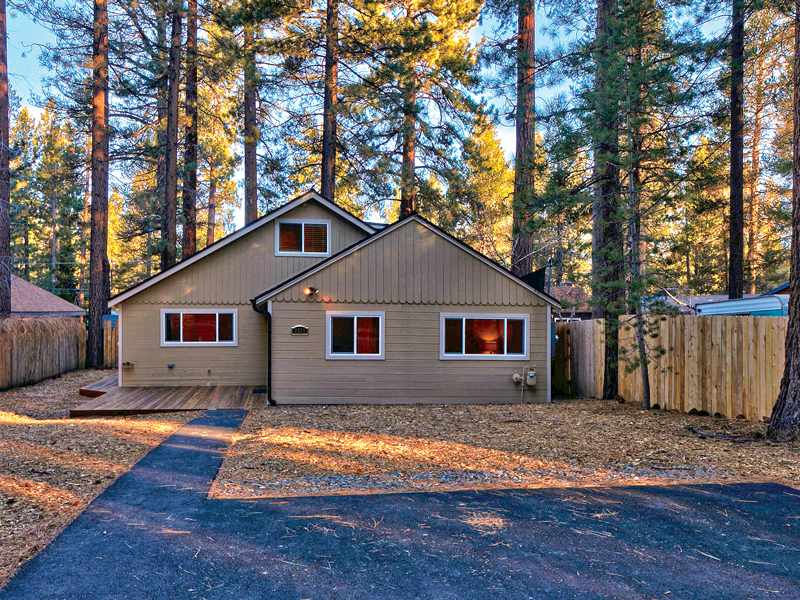 2529 Armstrong Avenue, South Lake Tahoe, California 96150