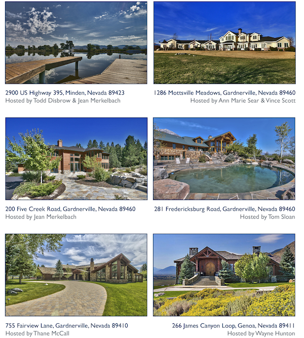 Carson Valley Estate Tour_Homes