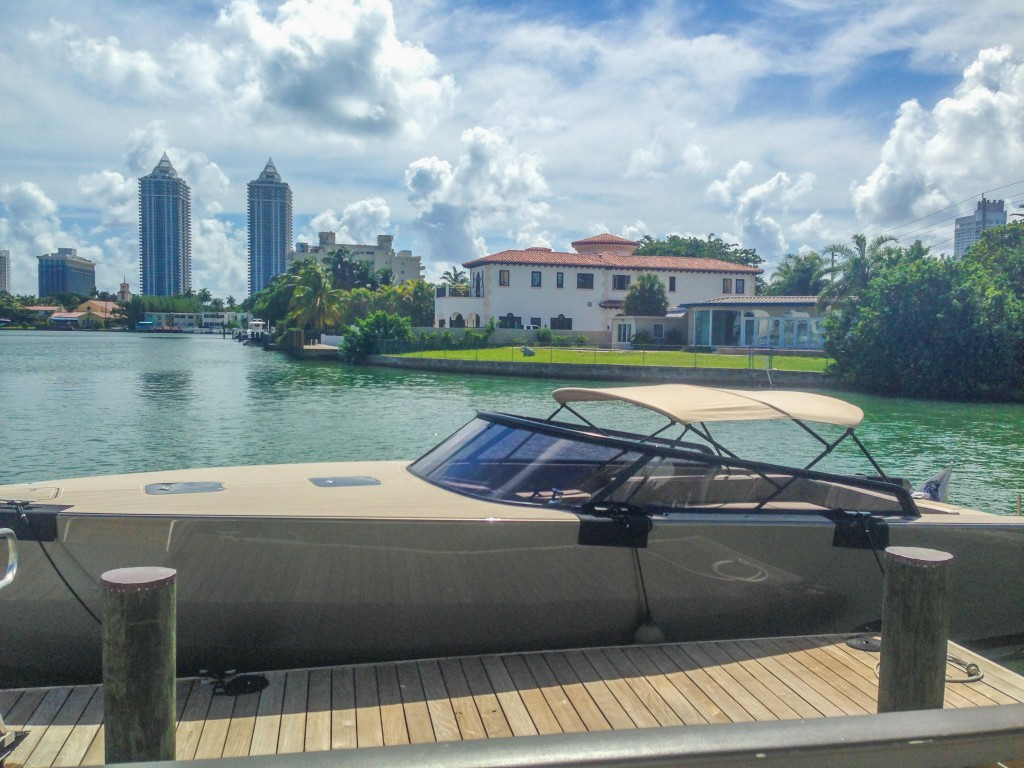 VanDutch Yacht at The Ritz-Carlton Residences, Courtesy Lexi Cerretti
