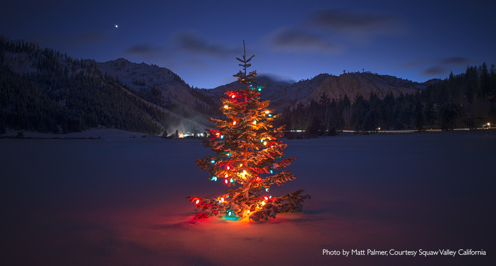 Guide To Holiday Happenings In Lake Tahoe