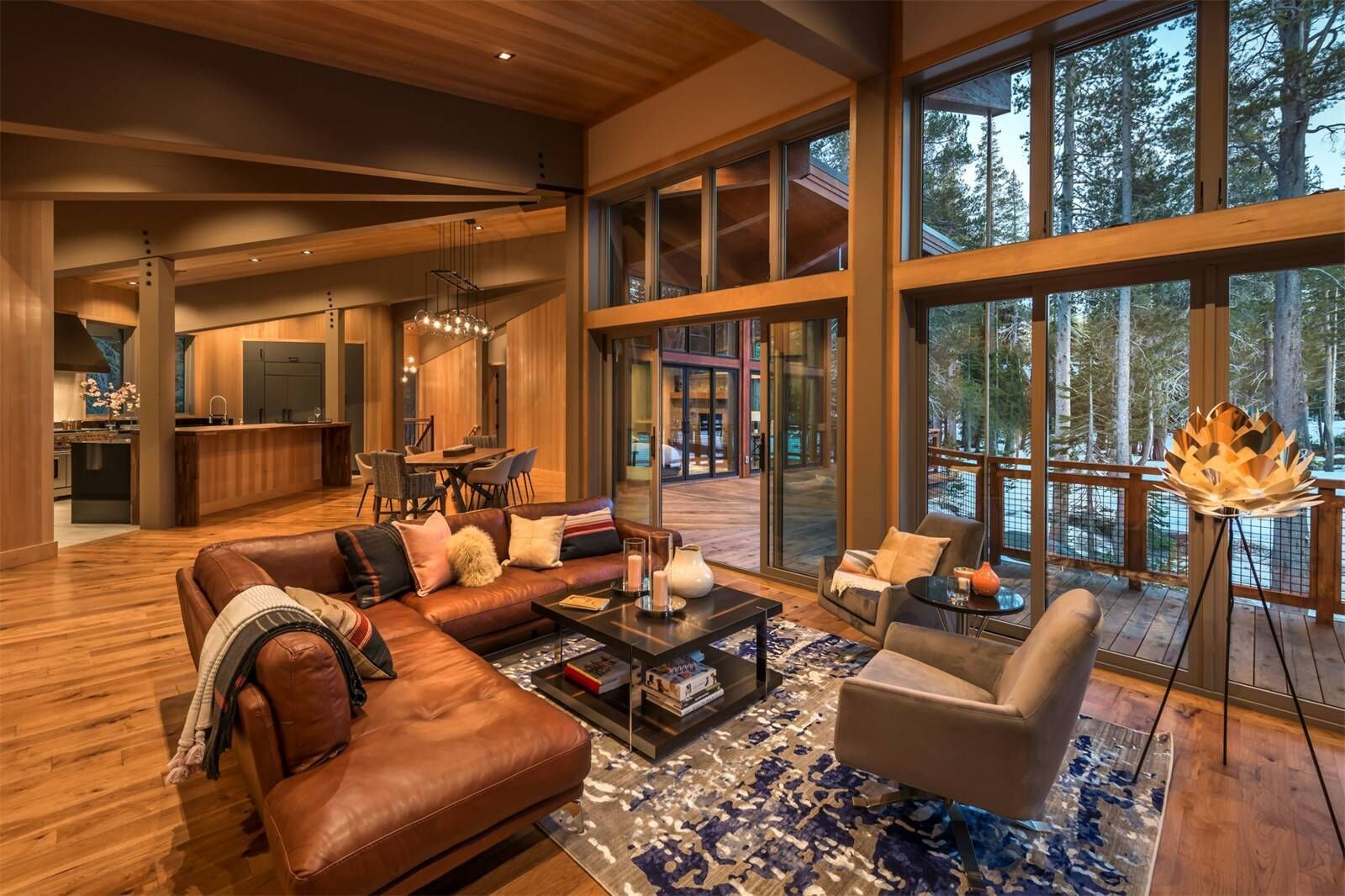 Modern Mountain Style A Look At Today S Alpine Design Trends Tahoe Real Estate Diary